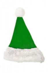 92511cbfda6ebc jasnozielona dziecięca czapka Mikołaja, czapka Mikołaja dla dzieci, dziecka